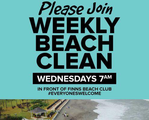 20180117-Weekly Beach Clean